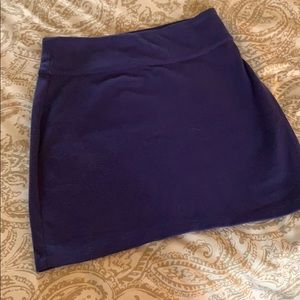 Stretchy Fitted Skirt